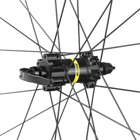 "Mavic Crossride FTS-X Disc Front Wheel 29"" Intl black"